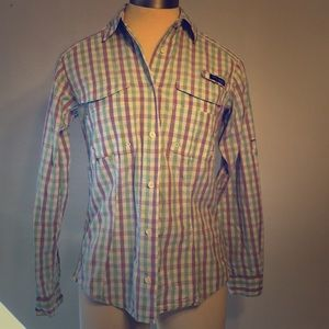 Ladies Columbia Super Bonehead Button-down